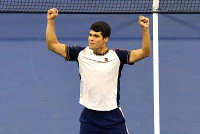 Испанец е най-младият четвъртфиналист на US Open