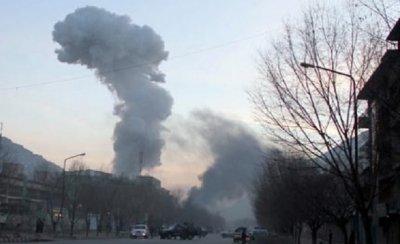 Нова мощна експлозия разтърси Кабул! Жена и дете са загинали