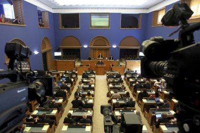 Парламентът на Естония не успя да избере за президент единствения кандидат
