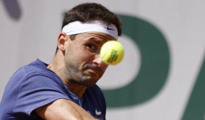 Григор Димитров не срещна трудности на старта на US Open