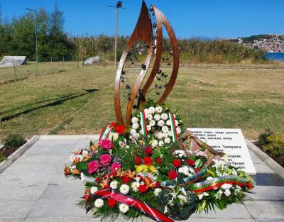 """12 години от потъването на кораба """"Илинден"""" в Охридското езеро"""