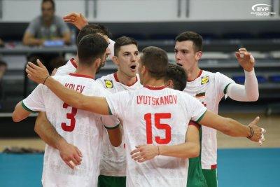 България излиза за победа срещу Черна гора на старта на ЕвроВолей 2021
