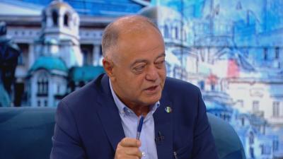Ген. Атанасов, ДБ: В следващия парламент ние ще получим мандат за съставяне на правителство