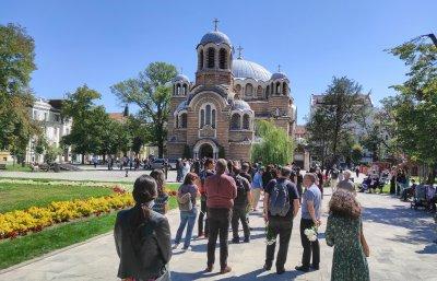 Близки и приятели се простиха с Марин Бодаков