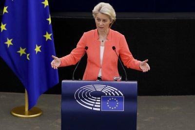 Урсула фон дер Лайен със знакова реч за бъдещето на ЕС