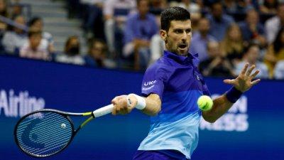 Джокович отново загуби първия сет, но продължава по план на US Open