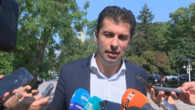 Кирил Петков и Асен Василев не коментираха нов политически проект