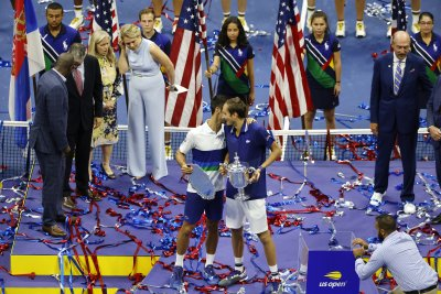 Новак Джокович изгуби от Медведев в мечтания финал в Ню Йорк