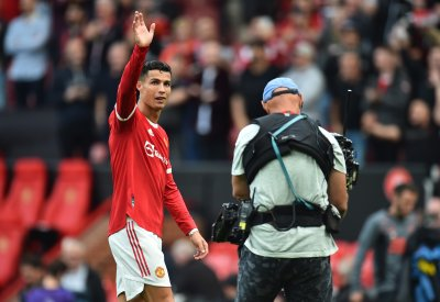Роналдо направи грандиозно завръщането си на Олд Трафорд