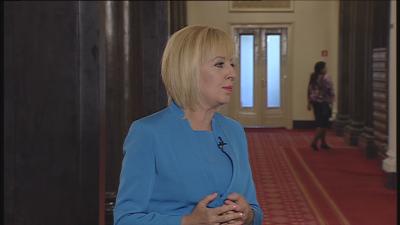 Мая Манолова: Този парламент успя да приеме важни решения