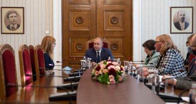 Радев подписа указ за назначаването на Гергана Стоянова за нов член на ЦИК