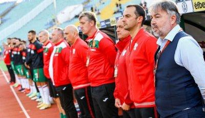 Ясен Петров остава начело на България