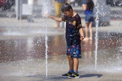 Най-горещото лято в Европа