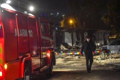 14 загинали след пожар в ковид болница в РСМ