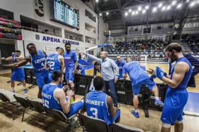 Баскетболният шампион започва сезона срещу Черно море Тича