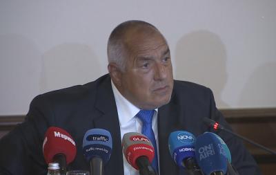 Бойко Борисов към президента: Откъде знаеш ти кой ще е новият главен прокурор?