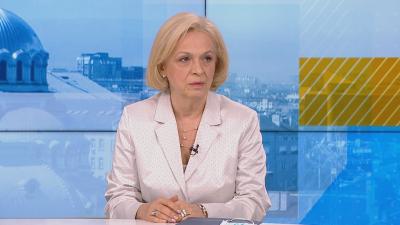 Петя Първанова: За момента няма проблем с нова бежанска вълна