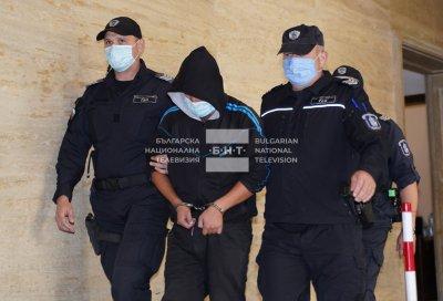 Мъжът, заплашил с убийство Ива Митева, е установен и се явява в съда