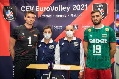 Цветан Соколов: Германия изигра хубав мач, ние не успяхме