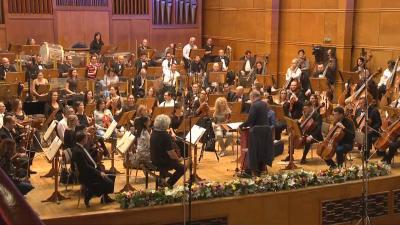 """Софийската филхармония с благотворителен концерт в зала """"България"""""""