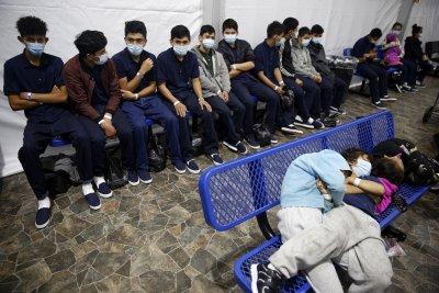 Регистрираха случай на морбили в американска база с афганистански бежанци