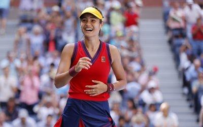 18-годишната Ема Радукану продължава приказката си на US Open