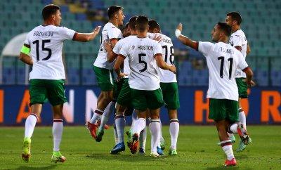 България впечатли с категорична победа срещу Грузия