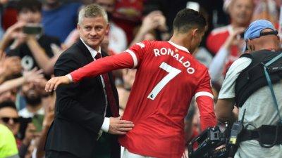 Солскяер: Не съм се и замислял, че Роналдо може да не започне като титуляр