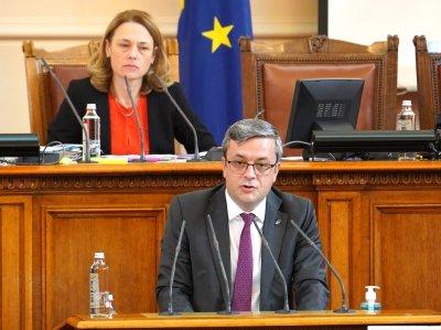 ГЕРБ няма да вземе страна в спора между Дончева и ИТН