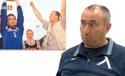 Станимир Стоилов възлага големи надежди на Георги Миланов