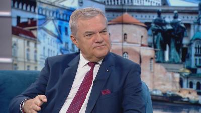 Румен Петков: Президентът Радев е без алтернатива