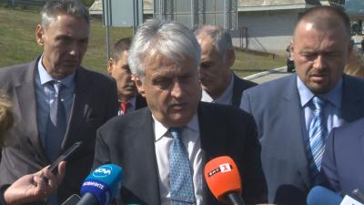 Бойко Рашков се срещна на границата с вътрешния министър на Сърбия