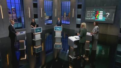 Последен телевизионен диспут преди изборите в Германия