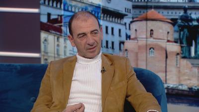 Димитър Маринов: Щял съм да се возя в градския транспорт безплатно