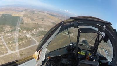 Хронологията и изводите за полета на майор Валентин Терзиев