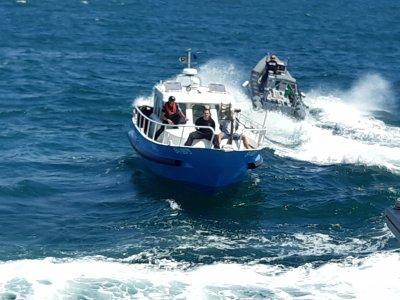 Гранична полиция издирва изчезнал в морето край Каварна мъж