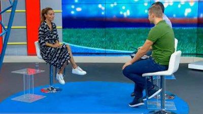Ивет Лалова за семейството, любимото си състезание и бъдещето