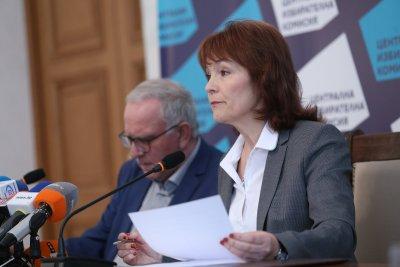 ЦИК започва прием на документи за регистрация на изборите
