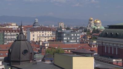 Етюдите на София: Столицата от птичи поглед