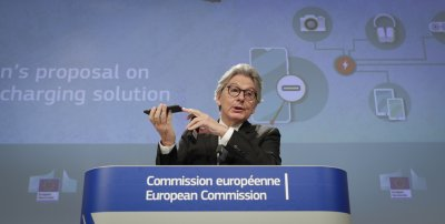 Брюксел предлага универсално зарядно устройство