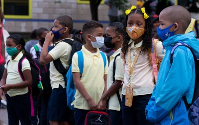 Деца и COVID-19: Какво се случва в САЩ?