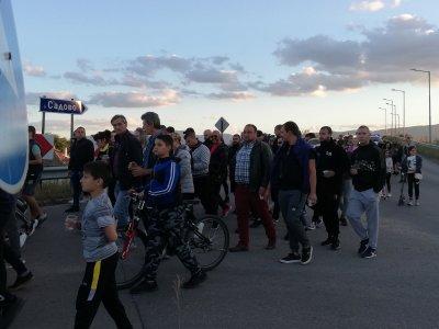 10 години от размириците в Катуница (ГАЛЕРИЯ)