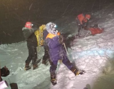 Петима катерачи загинаха под връх Елбрус