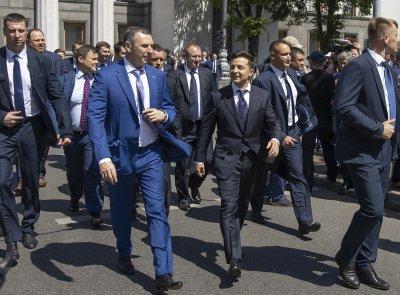 Одобриха законопроект срещу олигарсите в Украйна