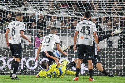 Ювентус с първа победа за сезона