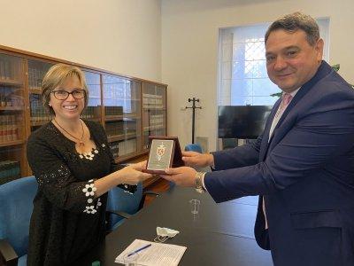 Главният секретар на МВР се срещна с изпълнителния директор на Европол