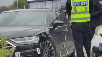 Опит за покушение: Обстреляха колата на помощник на украинския президент