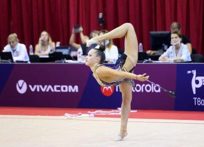 Татяна Воложанина с бронз в многобоя от турнира в Атина