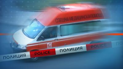 """Шофьор на тир загина при удар в билборд на """"Тракия"""""""