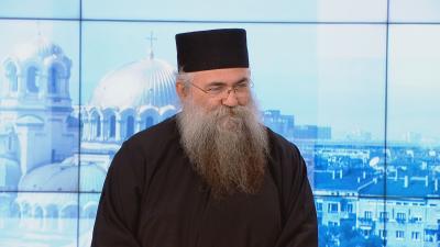 Послания от Светогорския манастир: Архимандрит Вартоломей пред БНТ